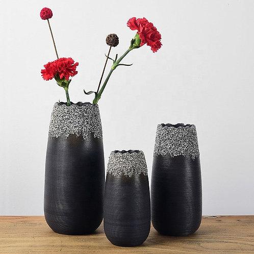 Olga Ceramic Plant Pot, Flower Vase