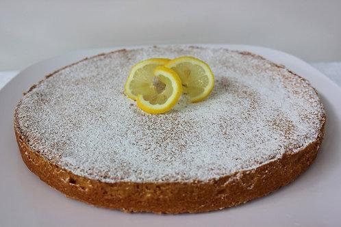 Dora's Zesty Lemon Tart