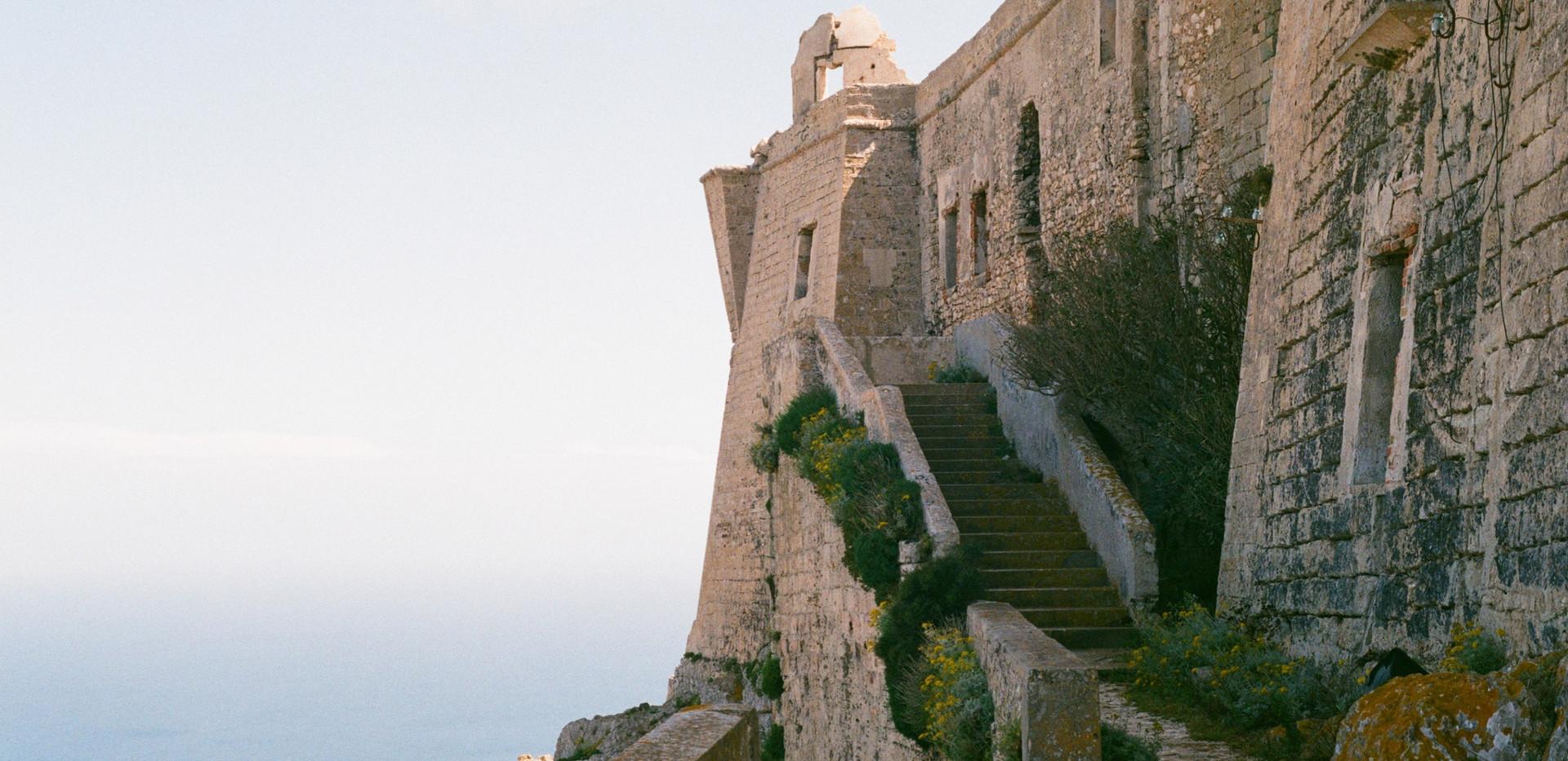 Castello di Santa Caterina, Favignana