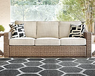 Beachcroft Outdoor Sofa with Cushion
