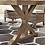 Thumbnail: Beachcroft Outdoor Dining Table with Umbrella Option
