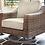 Thumbnail: Beachcroft Outdoor Swivel Lounge Chair