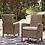 Thumbnail: Beachcroft Outdoor Arm Chair with Cushion (Set of 2)