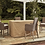 Thumbnail: Beachcroft Outdoor Dining Table and 4 Chairs