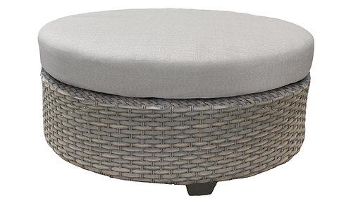 Round Ottoman/Table