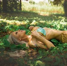 Golden Goddess Shoot