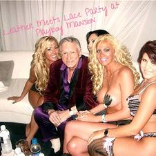 Playboy Mansion with Hugh Hefner