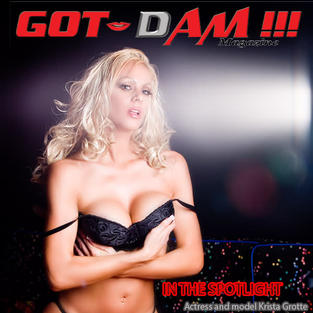 Got-Dam!!! Magazine Shoot