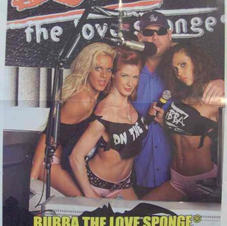 Interview on The Bubba the Lovesponge Show