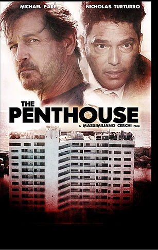 The Penthouse Movie, Krista Grotte Saxon, Michael Pare, Nicholas Turturro, David Schifter, Krista Grotte