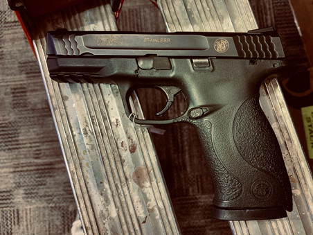 M&P 45 Stainless