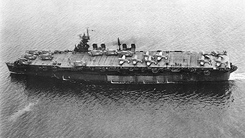 INDEPENDENCE-CLASS CVL-22 1943-1946