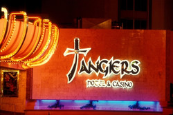 Landmark becomes Tangiers