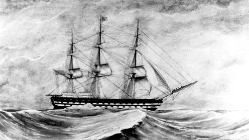 HEAVY FRIGATE 1814-1912
