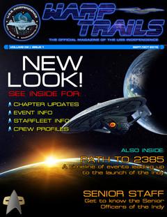 Warp Trails Gets a Makeover!