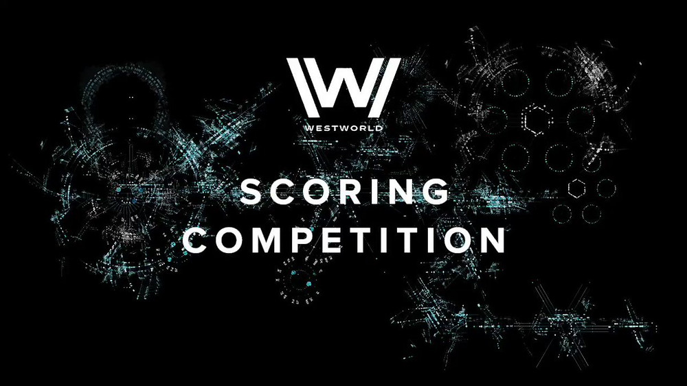 Westworld Scoring Competition promotional graphic.