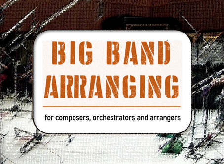 Check out this free, comprehensive guide to big band arranging