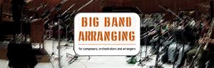 Big Band Arranging Banner