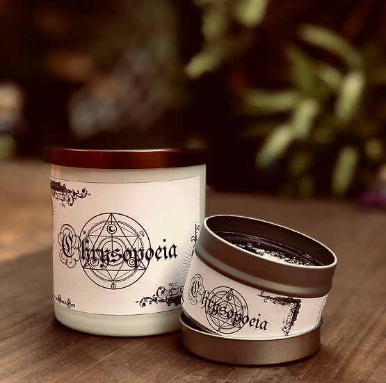 Chrysopoeia Candle by M&H