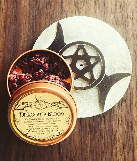 Dragon's Blood Resin (1oz tin)