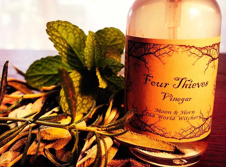 Moon & Horn Four Thieves Vinegar Spray