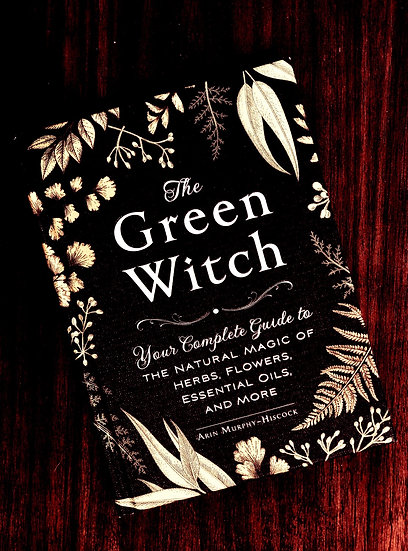 The Green Witch by Arin Murphy