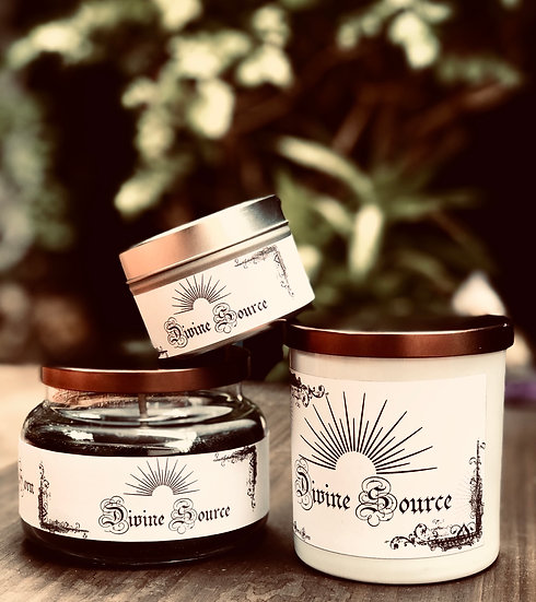 Divine Source Candle by M&H