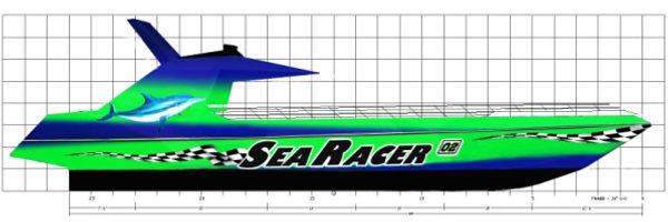 Sea Racer boat information