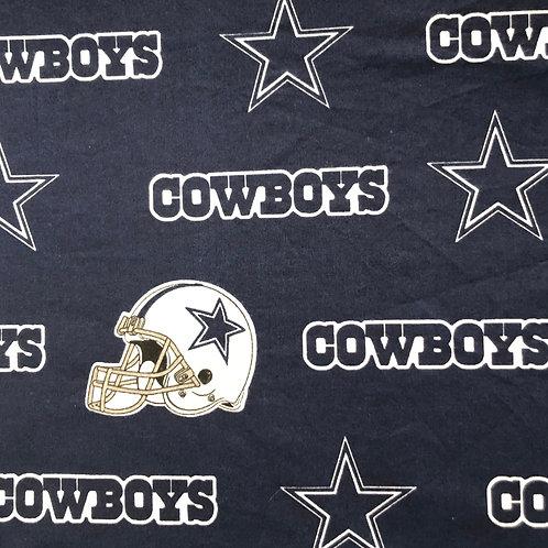 Cotton Face Mask - NFL Cowboys