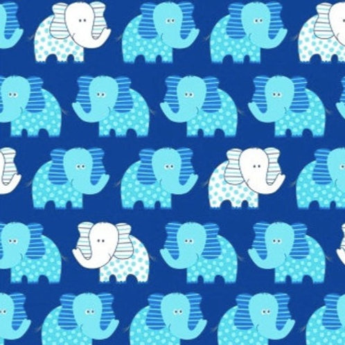 Cotton Face Mask - Elephant