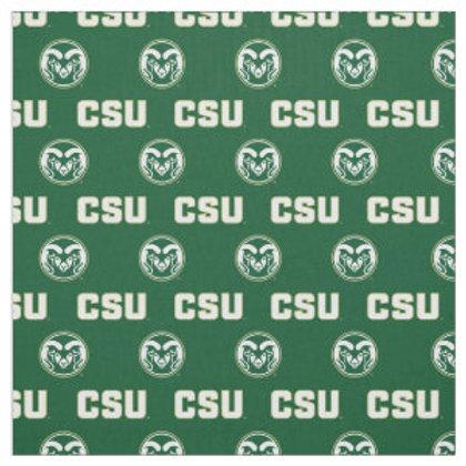 Cotton Face Mask - CSU