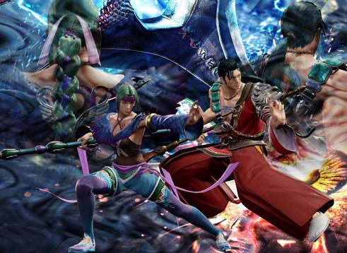 Twin Dragons OC Portfolio