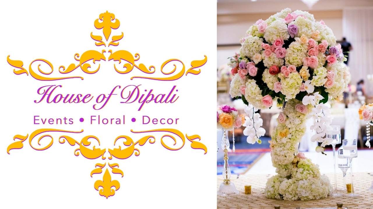House of Dipali | Florist & Event Decor | New York