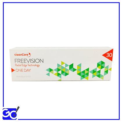 Lenti a Contatto Giornaliere Freevision - Confezione da 30