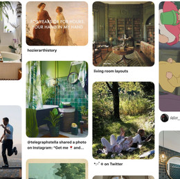What Your Pinterest Says About Your Style