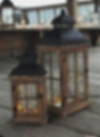 Barnwood Lantern