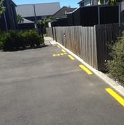 Carpark lines