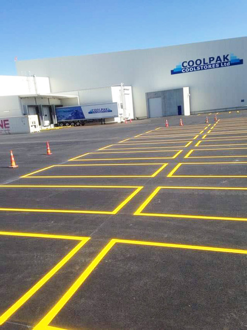 Pave-Mark specialise in car park lines