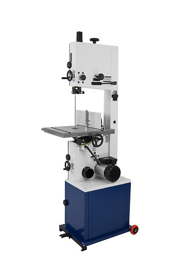"""RIKON 10-327 14"""" Deluxe Bandsaw 1.75HP Toolless Guides, Quick Adjust Drift Fence"""