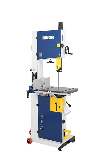 "RIKON 10-353 14"" Professional Bandsaw 3.00 HP Motor"