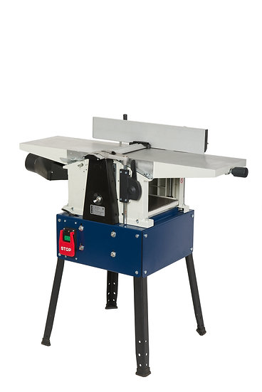 """10"""" Planer/Jointer w/Helical Cutter head"""