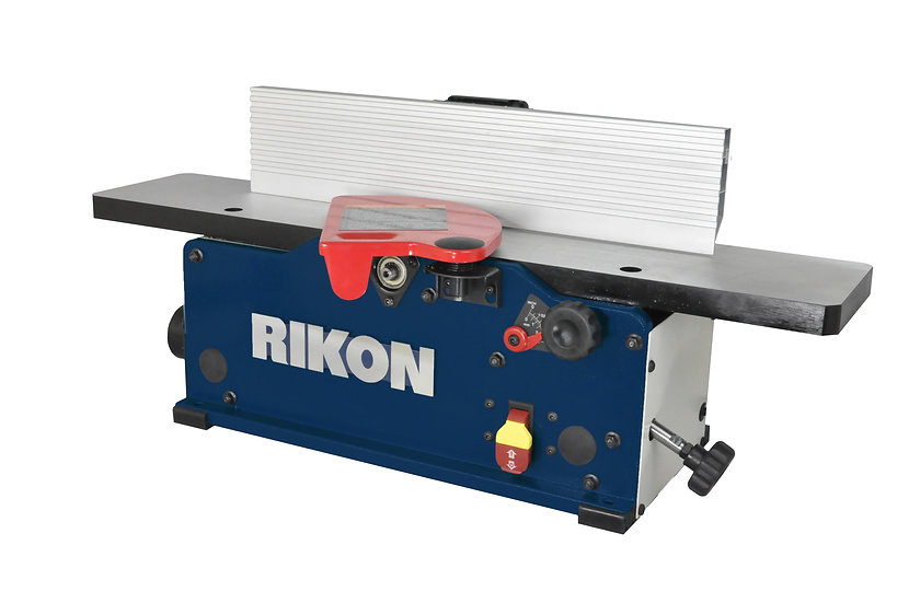 """Rikon 20-600H, 6"""" Benchtop Jointer  w/ Helical Cutter Head"""