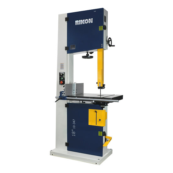 """18"""" Pro Bandsaw 4 HP, 19"""" Resaw w/Tool Less Guides & Quick Adjust Drift Fence"""