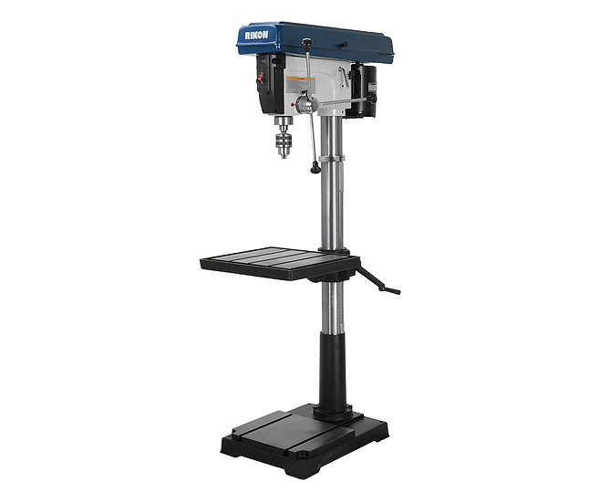 "RIKON 30-240  20"" Floor Model Drill Press"