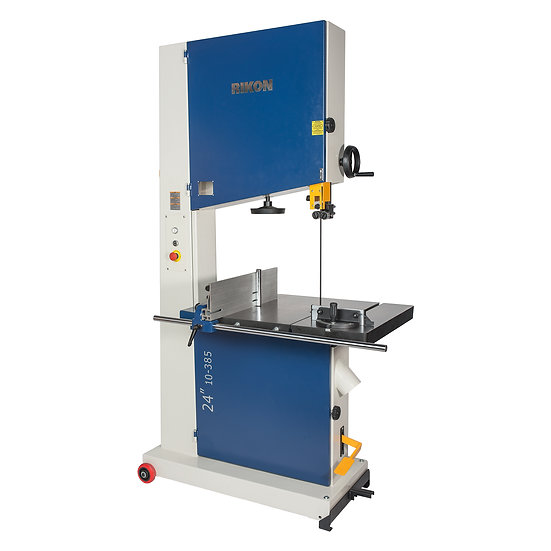 "24"" Bandsaw, 5HP, 3Ph with  Mobility Kit"