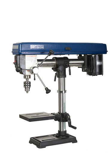 "Rikon 30-140  34"" Benchtop  Radial Drill Press"