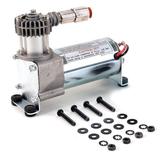 90C Compressor Kit w/ External Check Valve (12V, 9% Duty, Sealed)