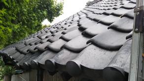 雨漏り対策工事(宗像市、M神社)