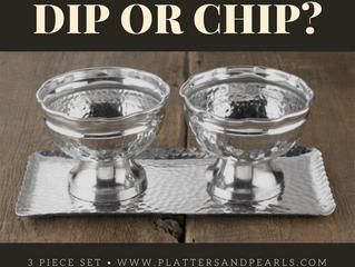 Beaches and Peaches!, Dip or Chip?