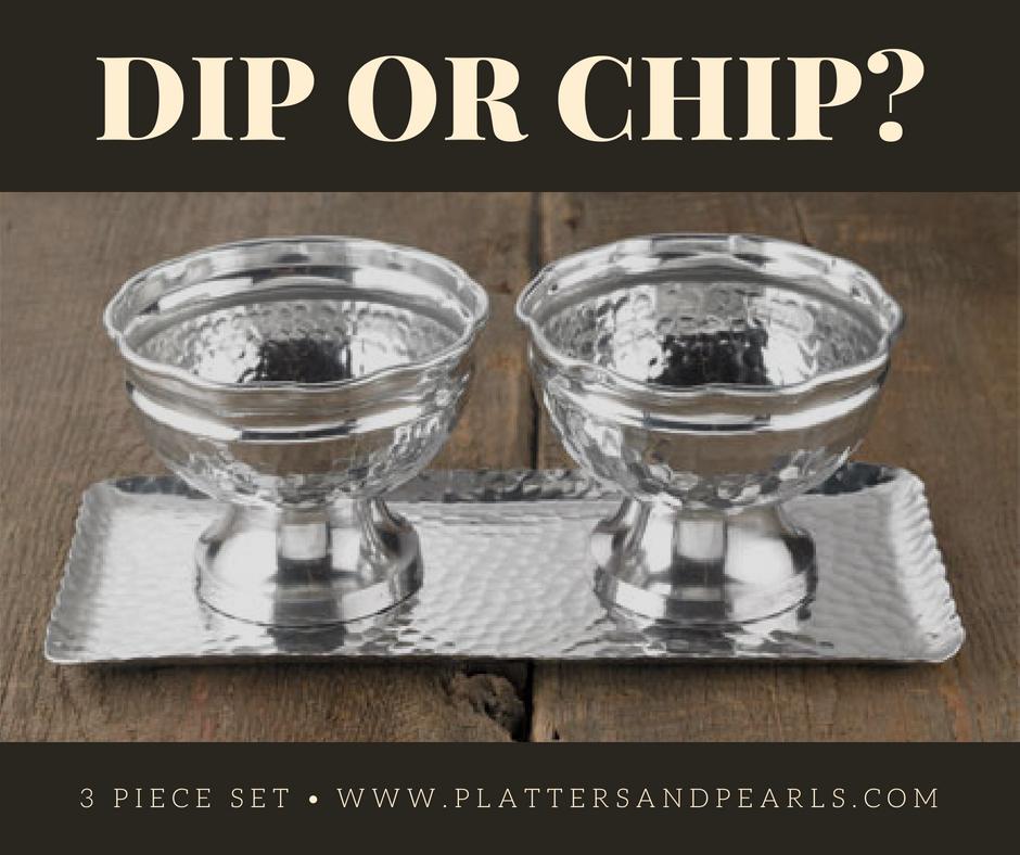Dip and Chip 3 piece Set